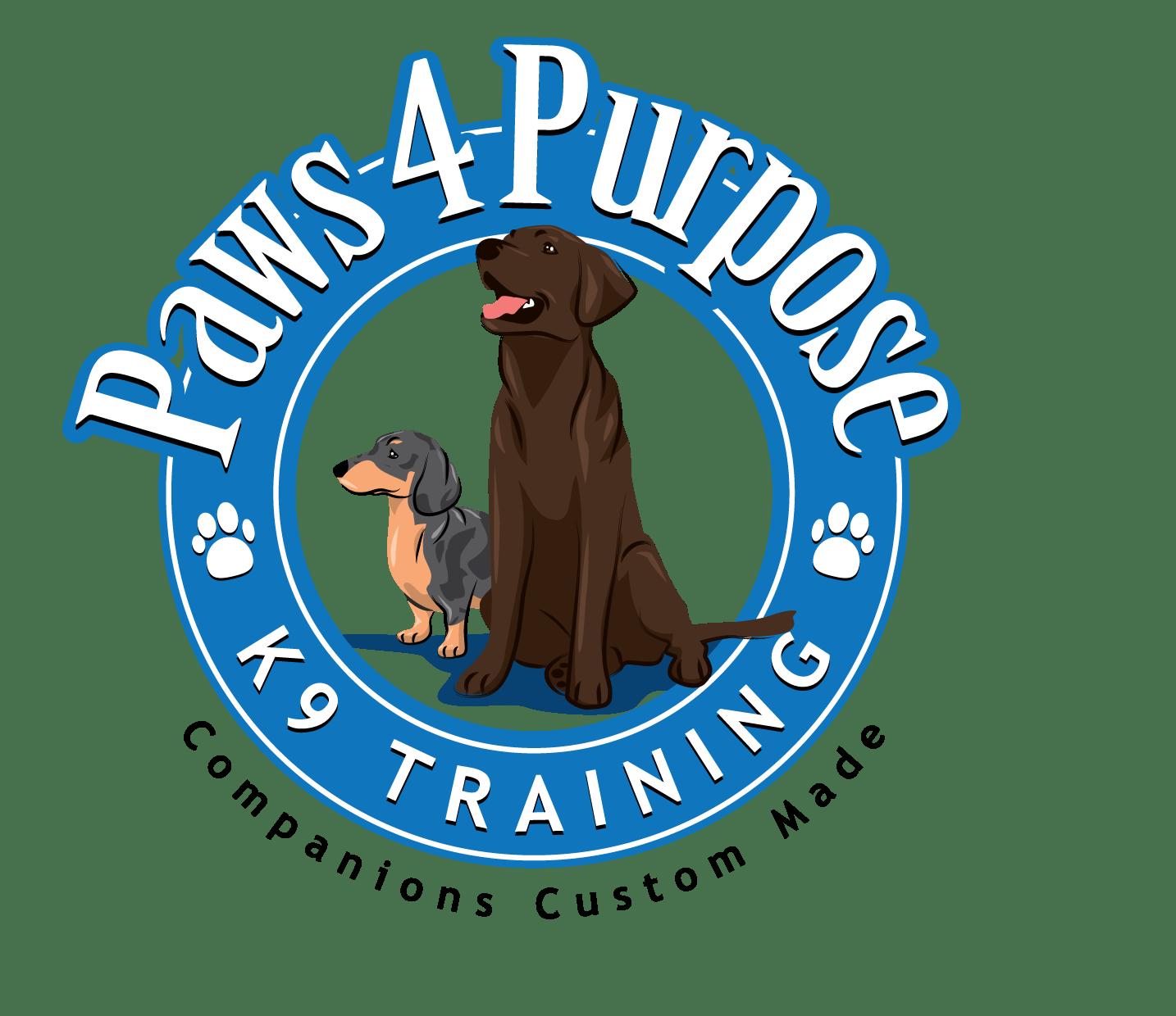 Paws 4 Purpose K9 Training